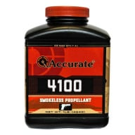 ACCURATE 4100 8LB POWDER (1.4c) 2/CS
