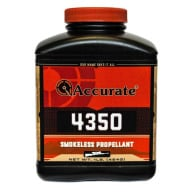 Accurate XMR 4350 Smokeless Powder 8 Pound