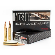 NOSLER AMMO 223 REMINGTON 40gr LEAD-FREE BT 20/bx 20/cs