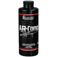 Alliant AR-Comp Smokeless Powder 8 Pound
