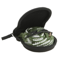 HOPPES BORESNAKE STORAGE CASE WITH ZIPPER 10/CS