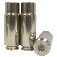STARLINE BRASS 458 SOCOM UNPRIMED NICKEL PER 100