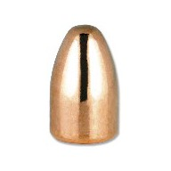 BERRY 9MM (.356) 124gr RN BULLET ROUND-NOSE 1000/BX