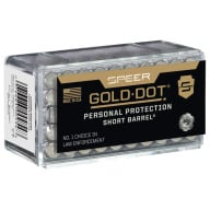 SPEER AMMO 22 MAG 40gr GD HP SHORT-BBL 50/BX 40/CS
