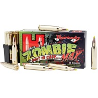 HORNADY AMMO 223 REMINGTON 55gr Z-MAX 20/BX 10/CS