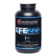 Hodgdon CFE 223 Smokeless Powder 1 Pound