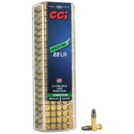 CCI AMMO 22LR 40gr GREEN TAG COMPETITION 100b 50c