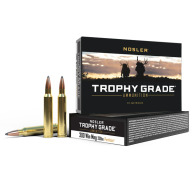 NOSLER AMMO 300 WINCHESTER MAG 200gr Partition 20/b 10/c