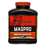 ACCURATE MAG-PRO 8LB POWDER (1.4c) 2/CS