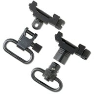 UNCLE MIKES PICATINNY RAIL SWIVEL ATTACHMENT BLACK