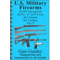 GUN-GUIDES DISASSEMBLY & REASSEMBLY US MILITARY
