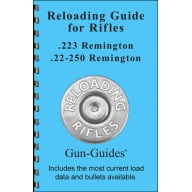 Gun-Guides Reloading Guide for 223 Remington/22-250 Remington