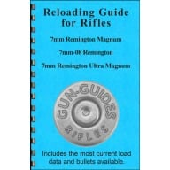 Gun-Guides Reloading Guide for 7mm Remington Mag/7mm-08 Remington/7mm Remington Ultra Mag