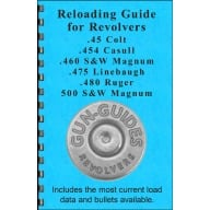GUN-GUIDES RELOADING GUIDE FOR LARGE REVOLVER