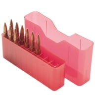 MTM RIFLE SLIP TOP 20rd 300 WSM/CLEAR-RED 24/CS