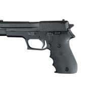 HOGUE GRIP SIG SAUER P220 AMERICAN BLACK