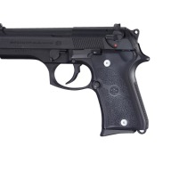 HOGUE GRIP BERETTA 92F COMPACT PANEL STYLE BLACK