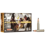 FEDERAL AMMO 308 WINCHESTER 150gr TROPHY COPPER 20/bx 10/cs