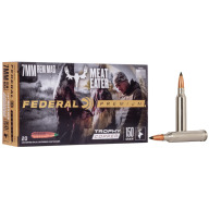 FEDERAL AMMO 7MM REMINGTON 150gr TROPHY (V/S) 20/bx 10/cs