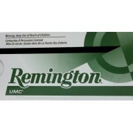 REMINGTON AMMO 380 ACP 95gr FMJ UMC 50/bx 10/cs