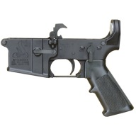 BUSHMASTER LOWER RECEIVER AR15 223 REMINGTON w/A2 STOCK