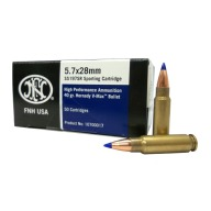 FEDERAL AMMO 5.7x28 40gr VMAX (BLUE-TIP) 50/BX 40/CS