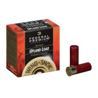 "FEDERAL AMMO 20ga 3"" 3drm FS- LEAD 1.25oz #4 25/b 10/c"