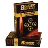 BERGER RELOADING MANUAL 10/cs