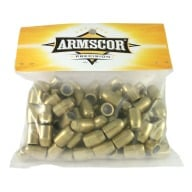 ARMSCOR BULLET 40c (.400) 180gr FMJ 100/BAG