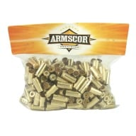 ARMSCOR BRASS 38 SUPER UNPRIMED 200/BAG