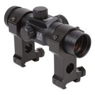 BUSHNELL 1x28MM RED DOT 6-MOA DOT MATTE w/RINGS