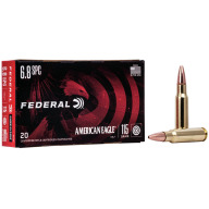 FEDERAL AMMO 6.8 SPC 115gr FMJ AM.-EAGLE 20/bx 10/cs