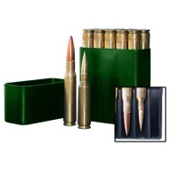 MTM RIFLE SLIP TOP 10rd 50 BMG FOREST GREEN 12/CS