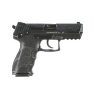 H&K P30S 40S&W DA/SA AMBI SAFETY/REAR DECOCK LEVER