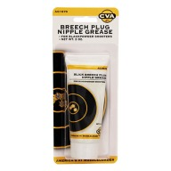 CVA SLICK BREECH PLUG/ NIPPLE GREASE 2oz 6/CS