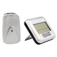 GOLDENROD DIGITAL WIRELESS HYGROMETER 4/CS