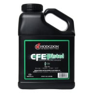 HODGDON CFE PISTOL 8LB POWDER 2/CS