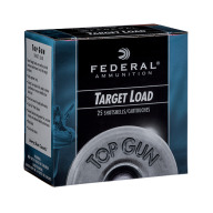 FEDERAL TOP GUN 12ga 3 DRAM 1oz 1250fps #7.5 250/cs