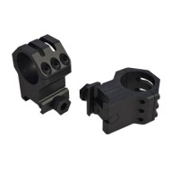 "WEAVER TACTICAL PICATINNY RING 1"" HIGH 6-SCREW"