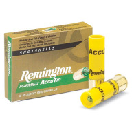 "REMINGTON SLUG 12ga 3"" 1900fps 385gr ACCUTIP 5/bx 20/cs"