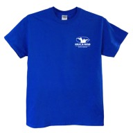 GRAF & SONS T-SHIRT BLUE SMALL