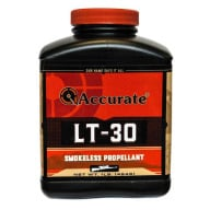 ACCURATE LT-30 8LB POWDER (1.4c) 2/CS