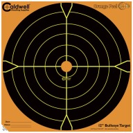 "CALDWELL ORANGE PEEL TARGETS 12"" BULL 5pk"