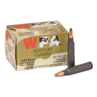 WOLF AMMO 223 REMINGTON 62gr SP MILITARY-CLASSIC 20b 25c