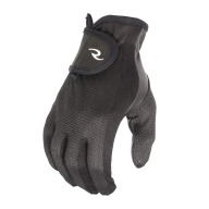 RADIANS PREMIUM LEATHER SHOOTING GLOVES BLK L/XLG