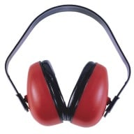 RADIAN DEF-GUARD EAR MUFF RED NRR23db