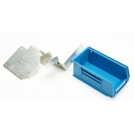 DILLON SQUARE DEAL B CART CASE BIN/BRACKET ASSEMBLY