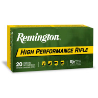 REMINGTON AMMO 375 REMINGTON ULTRA MAG 270gr SP 20/bx 10/cs