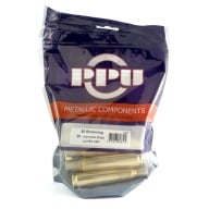 PRVI PARTIZAN BRASS 50 BMG (NEW) UNPRIMED 20/BAG 10/CS