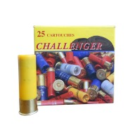"CHALLENGER 20ga 1oz 2.75"" 1330fps #5 25/bx 10/cs"